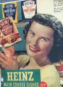 Heinz and Mom